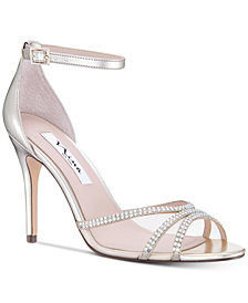 Nina Calissa Evening Sandals