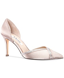 Diora Evening Pumps