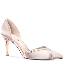 Nina Diora Evening Pumps