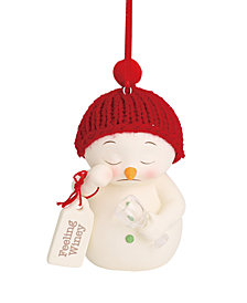 Department 56 Snowpinions Feeling Winey Ornament