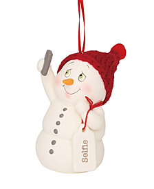 Department 56 Snowpinions Selfie Ornament