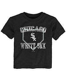 Outerstuff Chicago White Sox Fan Base T-Shirt, Toddler Boys (2T-4T)