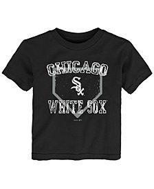 Outerstuff Chicago White Sox Fan Base T-Shirt, Toddler Boys (2T-4T)