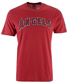 Men's Los Angeles Angels Fieldhouse Basic T-Shirt