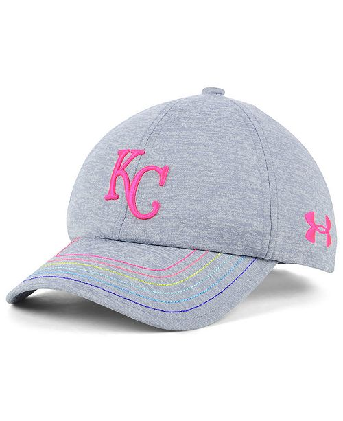 08654d03a2f Under Armour Girls  Kansas City Royals Renegade Twist Cap - Sports ...