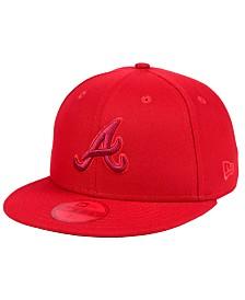 fa5ec4f3 New Era Atlanta Braves Prism Color Pack 59FIFTY Cap