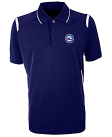 Antigua Men's Philadelphia 76ers Merit Polo Shirt