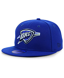 New Era Oklahoma City Thunder Color Prism Pack 59Fifty Fitted Cap