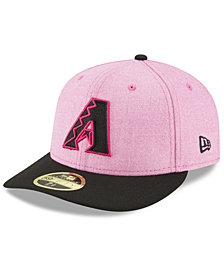 New Era Arizona Diamondbacks Mothers Day Low Profile 59Fifty Fitted Cap