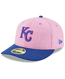 New Era Kansas City Royals Mothers Day Low Profile 59Fifty Fitted Cap