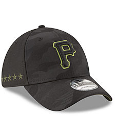 New Era Pittsburgh Pirates Memorial Day 39THIRTY Cap