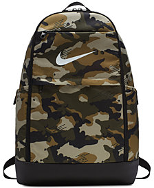 Nike Men's Brasilia Printed Training Backpack