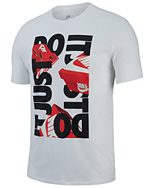 Nike Men's Sportswear Just Do It Logo T-Shirt
