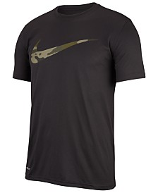 Nike Men's Dry Print-Logo Training T-Shirt