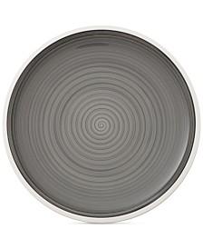Villeroy & Boch Manufacture Gris Dinner Plate
