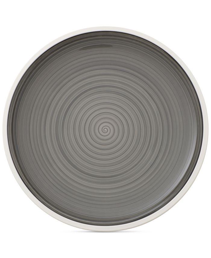 Villeroy & Boch - Manufacture Gris Dinner Plate