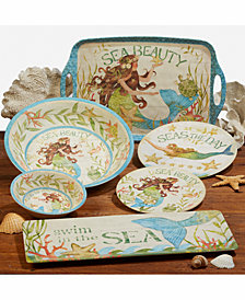 Certified International Sea Beauty Dinnerware