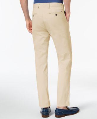 4 Colors Choose 1 Tommy Hilfiger Men/'s TH Flex Custom Fit Chino Pants