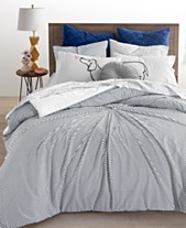 0e7543984 Whim by Martha Stewart Collection Knotted Stripe Comforter Sets