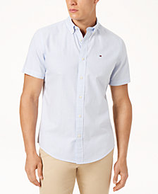 Tommy Hilfiger Men's City Oxford Shirt