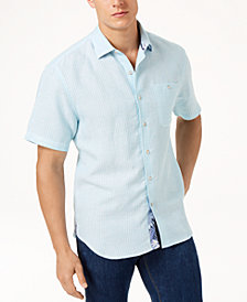 Tommy Bahama Men's Sand Linen Shirt