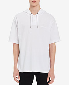 Calvin Klein Jeans Men's Hooded T-shirt