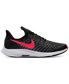Nike Girls' Air Zoom Pegasus 35 Running Sneakers from Finish Line