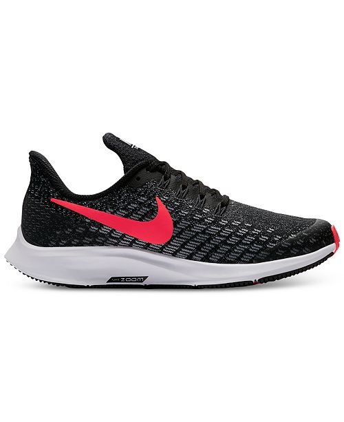 4775b7b389286 ... Nike Girls  Air Zoom Pegasus 35 Running Sneakers from Finish Line ...
