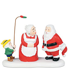 Department 56 Villages A Christmas Kiss
