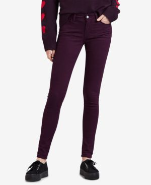 710 SUPER SKINNY COLORED JEANS