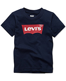 Levi's® Big Boys Cotton Logo T-Shirt