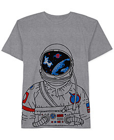 Jem Little Boys Astronaut Graphic-Print T-Shirt