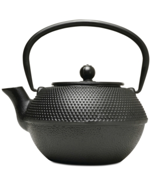 Closeout! Primula Cast Iron Black 36-Oz. Teapot