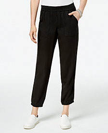 Style & Co Tencel® Jogger Pants, Created for Macy's