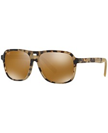 Sunglasses, 771 LITTLE MAKS 57