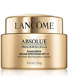 Lancôme Absolue Precious Cells Sunscreen SPF 15 Intense Revitalizing Cream
