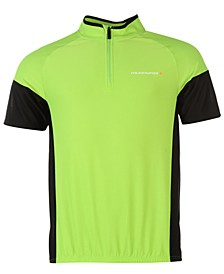 Kids' Cycling Short-Sleeve Jersey