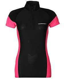 Women's Colorblocked Short-Sleeve Cycling Jersey from Eastern Mountain Sports