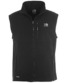 Men's Fleece Gilet Vest from Eastern Mountain Sports