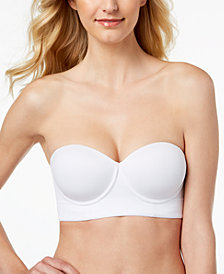 Leonisa Light Strapless Push-Up Bra 011911