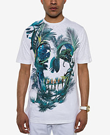 Sean John Men's Nature Skull T-Shirt, Created for Macy's