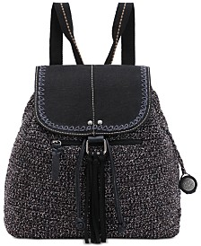 The Sak Avalon Convertible Crochet Backpack, Created for Macy's