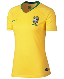 Nike Women's Brazil National Team Home Stadium Jersey