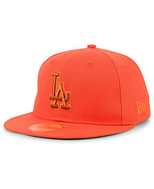 New Era Los Angeles Dodgers Prism Color Pack 59FIFTY FITTED Cap