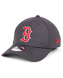 New Era Boston Red Sox Charcoal Classic 39THIRTY Cap