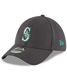 Seattle Mariners Charcoal Classic 39THIRTY Cap