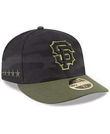 New Era San Francisco Giants Memorial Day Low Profile 59FIFTY FITTED Cap