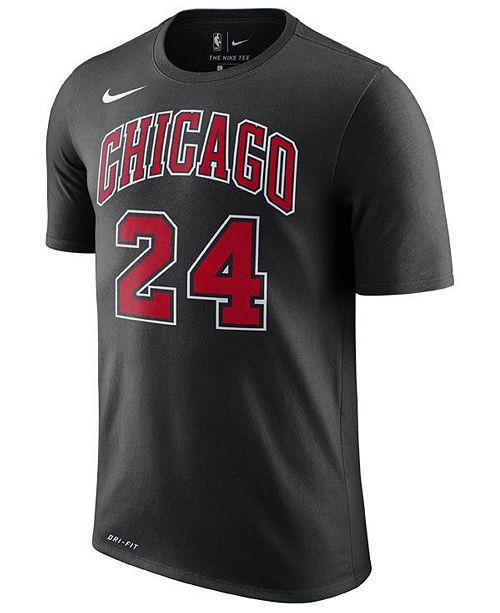 the latest 2e8d6 9a7db Nike Men's Lauri Markkanen Chicago Bulls Statement Player T ...