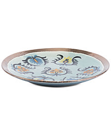 Zuo Paisley Plate Multicolor