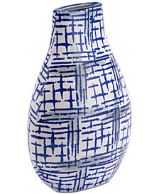 Zuo Rioja Bottle Blue & White